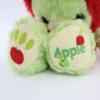 アップル刺しゅう