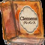 クレメンス表紙