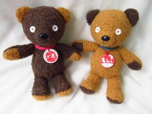 【日本製】クマのステッチが数量限定で新入荷☆