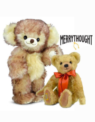 merrythoughtベア