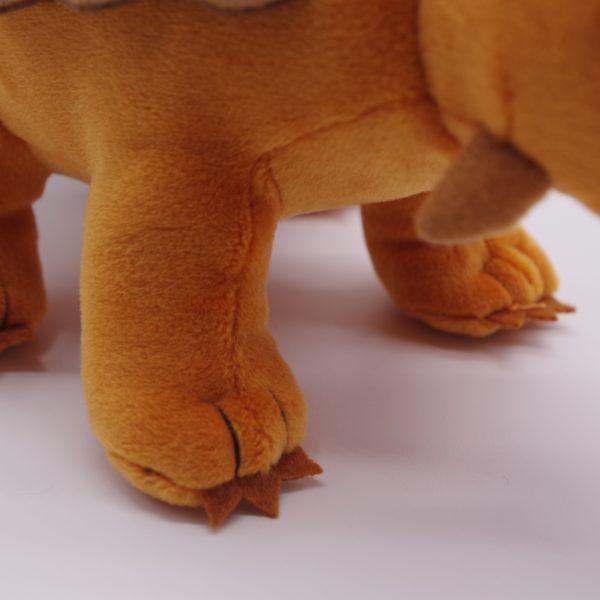 アンキロサウルス(あし)
