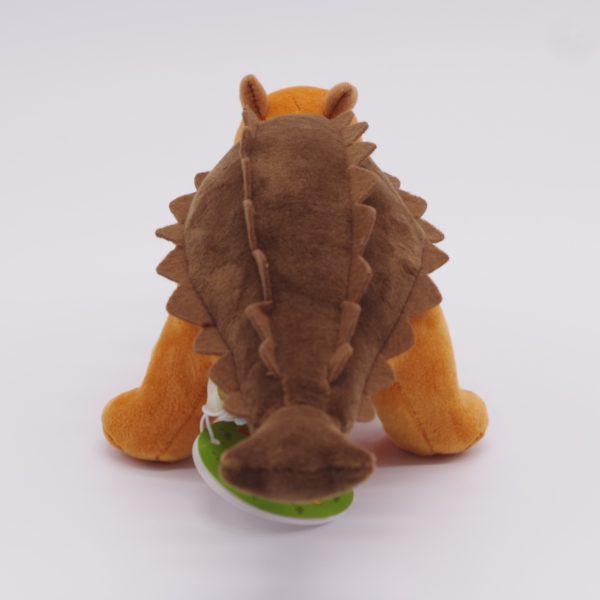 アンキロサウルス(うしろ)