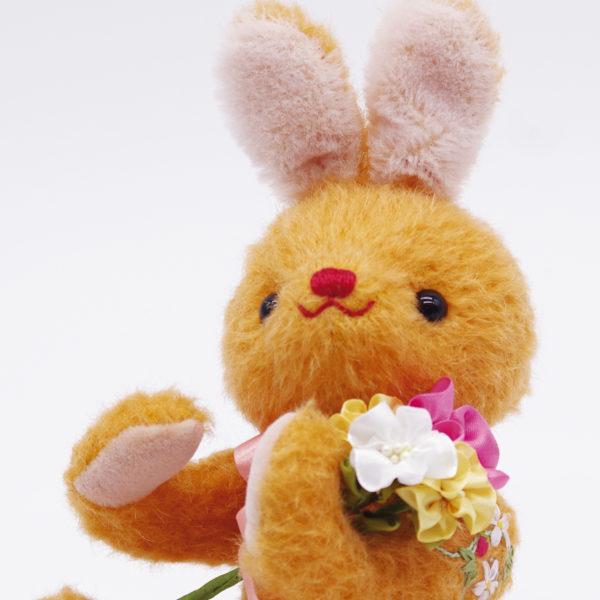 佐々木裕美子 イチゴウサギ1