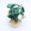 卵からトリケラトプス(ふか)正面