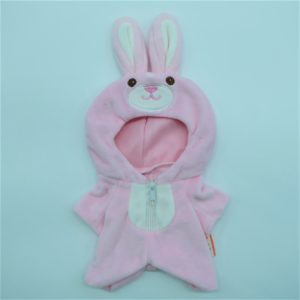 オールインワン服(ウサギ)