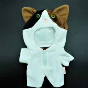 オールインワン服(ネコ)