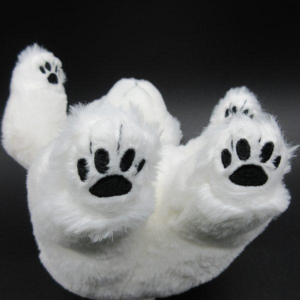 ベアフレール(M)北極熊(肉球)