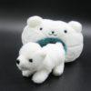 ゆきんこ北極熊(正面)
