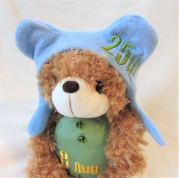 BEAR'S365クマと帽子