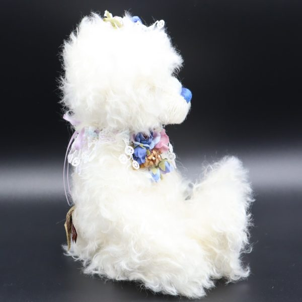 Charlie Mohair Year Bear 2020(よこ)2