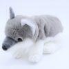 Step Snow(M)オオカミ(ひだりななめ)